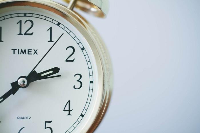 gestionar el tiempo en la prueba de oposición
